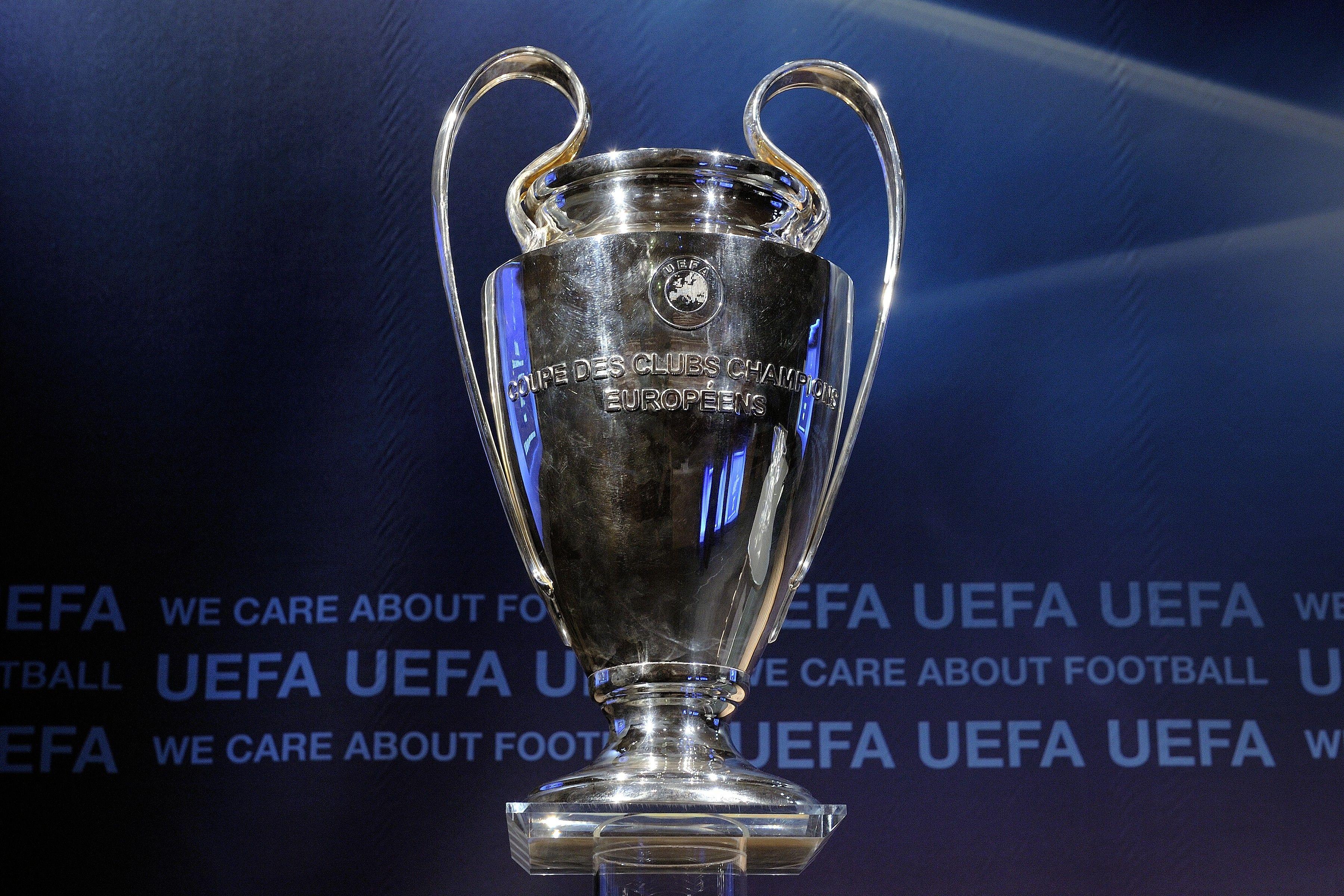 Cine credeți că va câștiga trofeul Champions League. Sursă foto: goal.com