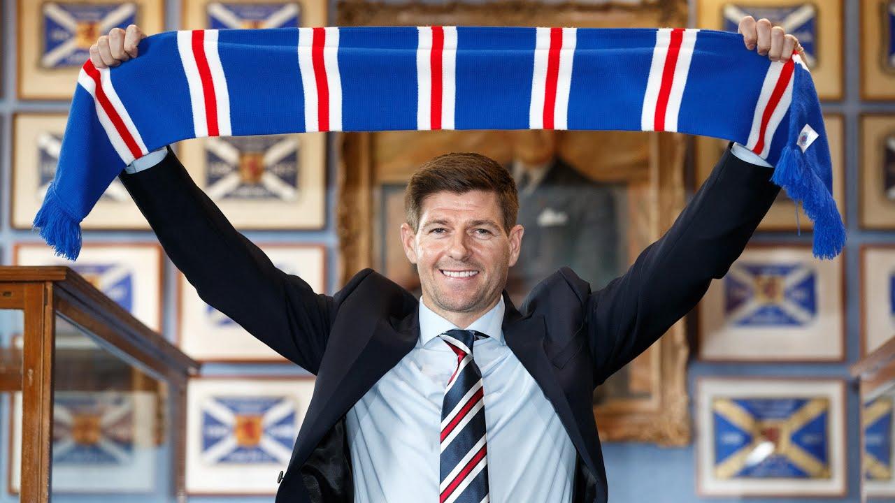Steven Gerrard poate să nu mai fie antrenorul lui Rangers. Sursă foto: goal.com