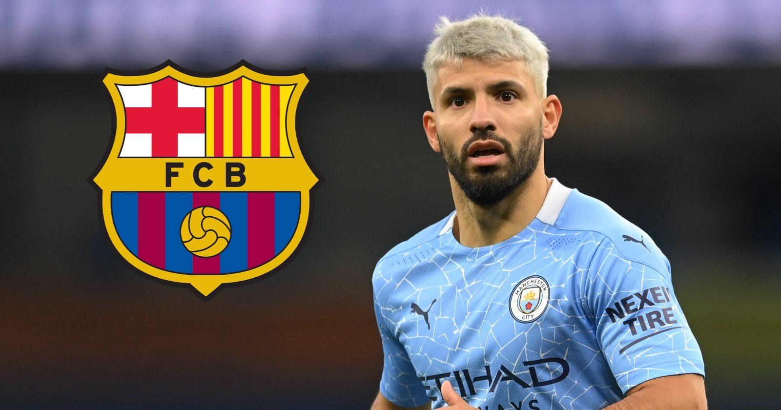 Aguero, contract pentru doi ani oferit de Barcelona. Sursă foto: goal.com