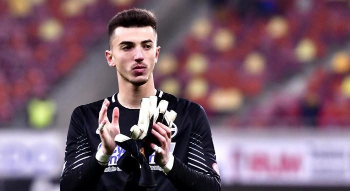 Andrei Vlad, ales în lotul U21 ideal de UEFA. Cum arată echipa. Sursă foto: gsp.ro