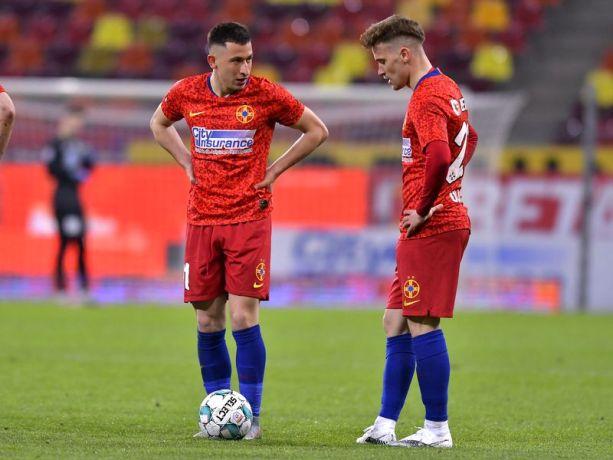 """Avertismentul lui Panduru pentru FCSB: """"Nu îi comparați pe Olaru și Moruțan!"""". Sursă foto: gsp.ro"""