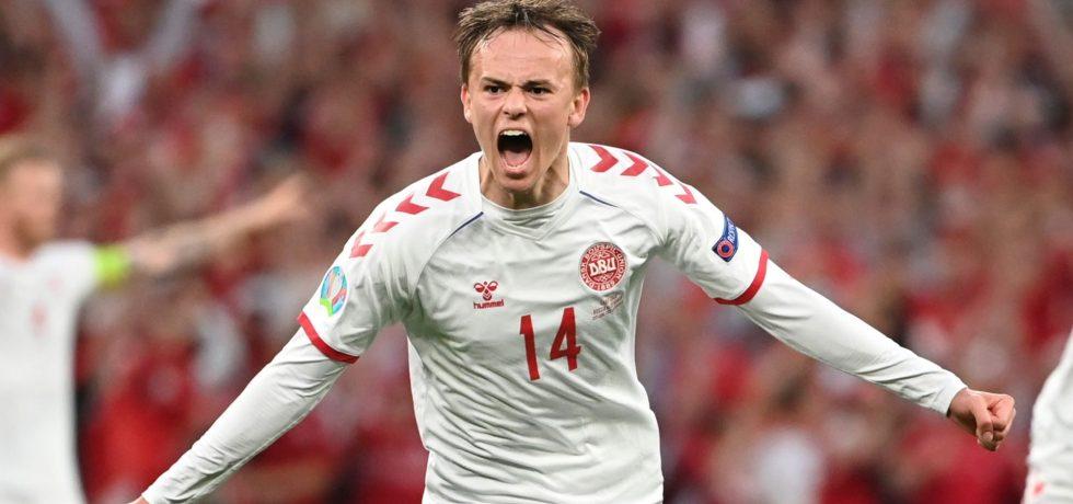 Mikkel Damsgaard! Totul despre puștiul care ne-a încântat la EURO 2020, Sursă foto: goal.com