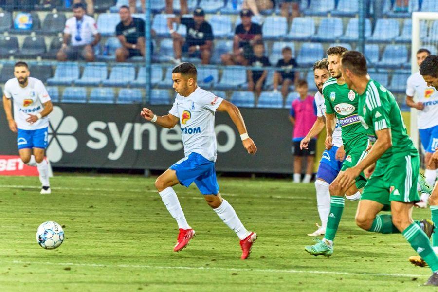 Enes Sali, urmărit de Galatasaray! Anunțul făcut de turci. Sursă foto: gsp.ro