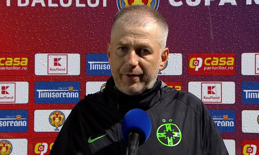 Edi Iordănescu a spus când revine Octavian Popescu. Sursă foto: digisport.ro
