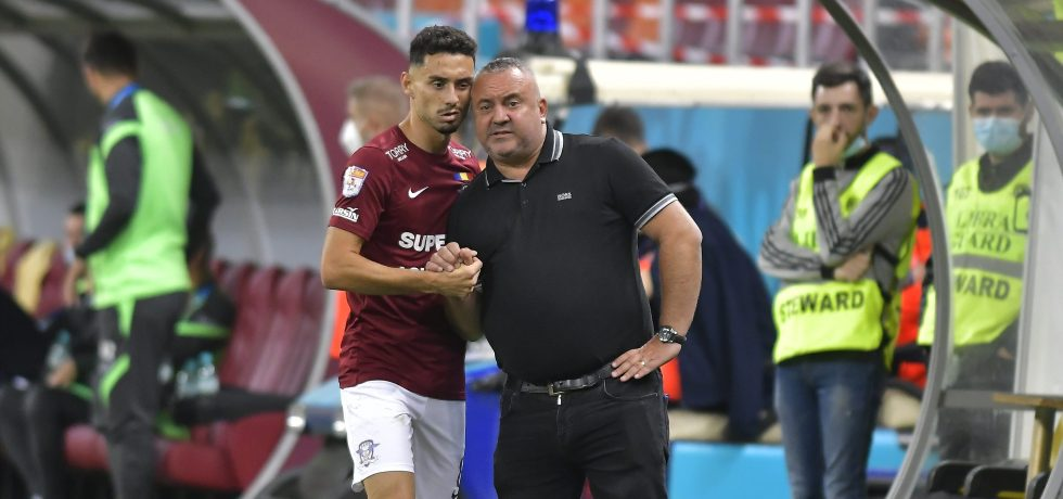 """Mihai Iosif, nervos după Rapid – FC Voluntari 0-1: """"Jocul a fost penibil! . Sursă foto: sportpictures.eu"""