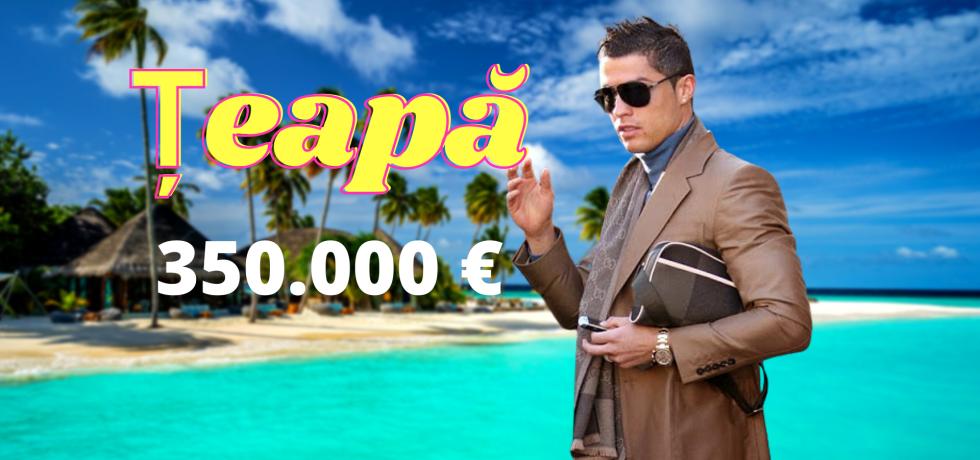 Cum a fost țepuit Cristiano Ronaldo de 350 de mii de euro. Sursă foto: primul11.com