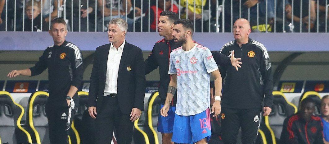 Cum a explicat Solskjaer înlocuirea lui Cristiano Ronaldo din meciul cu Young Boys. Sursă foto: metro.co.uk