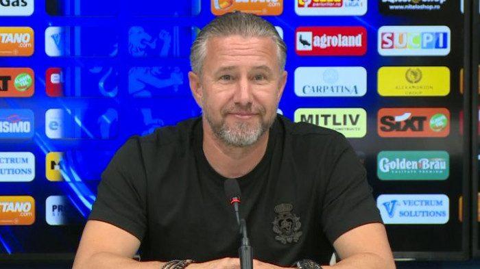 Laurențiu Reghecampf a prefațat meciul cu CFR Cluj! Gustavo nu va mai bate penalty-uri. Sursă foto: digisport.ro