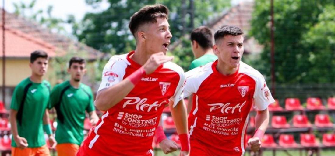David Miculescu vrea să meargă la FCSB. Sursă foto: sport.ro